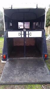 Horse Float custom built double straight load Launceston Launceston Area Preview