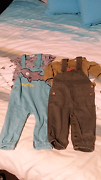 Pumpkin patch overalls size 1 Safety Bay Rockingham Area Preview