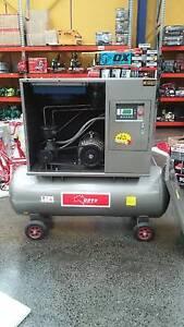 7.5hp screw compressor Broadmeadows Hume Area Preview