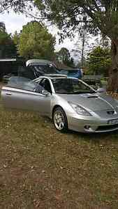 2001 Toyota Celica ZR Kangaroo Valley Shoalhaven Area Preview
