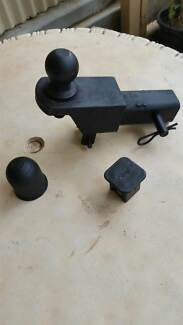tongue and ball joint-heavy duty towing hitch