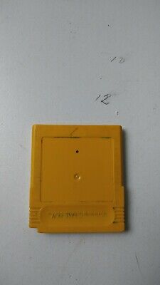 Pokemon Yellow Version Pikachu Game Boy color New Battery Save AUTHENTIC