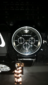 Armani Mens Watches Carramar Wanneroo Area Preview
