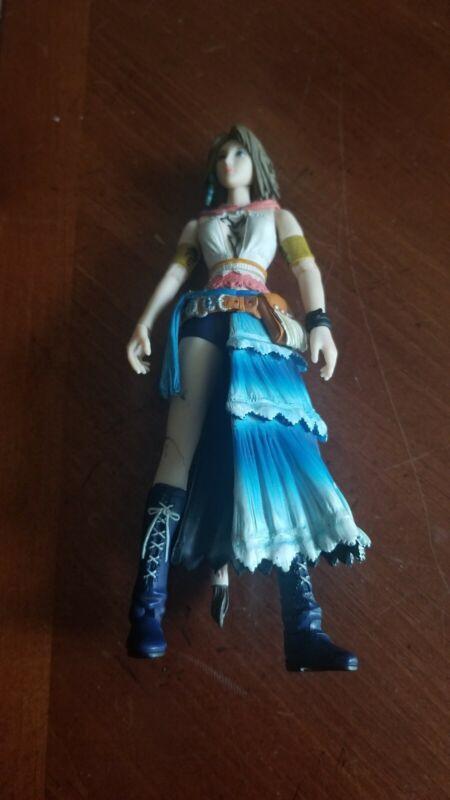 Play Arts Final Fantasy Yuna Figure Used Free Shipping
