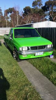1999 holden rodeo s/cab welbody Hobart CBD Hobart City Preview