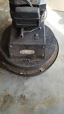 Betco Powerbuff Propane Stripping Machine 17 Hp Kawasaki