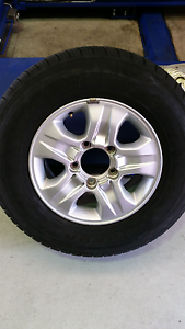 "100 Series Landcruiser GXL wheel 17"" Maddington Gosnells Area Preview"