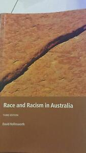 Race and Racism in Australia 3rd Edition by David Hollinsworth Currimundi Caloundra Area Preview