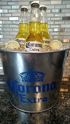New Edition Corona Ice Bucket w/Beers