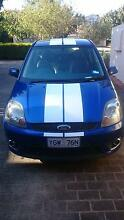 2007 Ford Fiesta XR4 Bruce Belconnen Area Preview