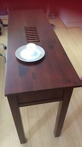 Madang Sofa Table  3 Weeks Old From Super Amart Albert Park Port Phillip Preview