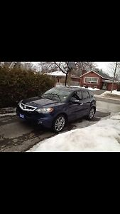 2007 Acura RDX with tech Package