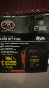 Battery jump starter Whyalla Whyalla Area Preview