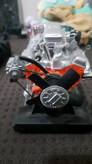 Model v8 chevy engine