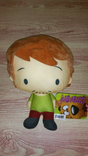 """Scooby Doo Shaggy 10"""" Plush New Licensed"""