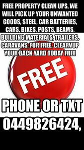 FREE YARD/ PROPERTY/HOME/OFFICE CLEAN UPS Helensvale Gold Coast North Preview