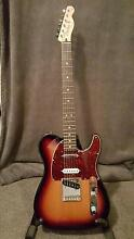 Fender Deluxe Nashville Telecaster Elermore Vale Newcastle Area Preview