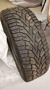 4 pneus d'hiver 215 65 16