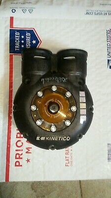 Kinetico CC208S Water Softener Control Valve Level #1 MACH SERIES