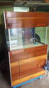 Two and a half foot fish tank Fairfield West Fairfield Area Preview