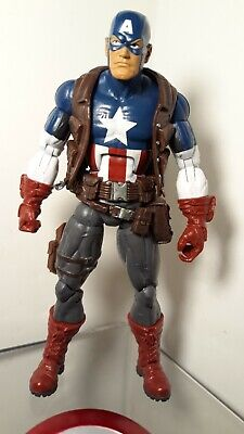 Marvel Legends Ultimate Captain America Hit Monkey Series Hasbro 2013