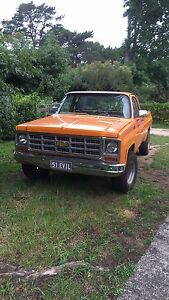 1979 Chevrolet Chev C20 Gosford Gosford Area Preview