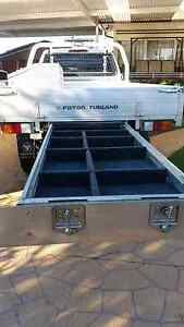 Foton Tunland 4x4 cab chassis Ruse Campbelltown Area Preview