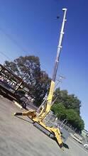 3 TON UNIC CRAWLER CRANE Oberon Oberon Area Preview
