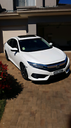 Honda Civic VTI-LX 2017 Top of the Line Model. Castle Hill The Hills District Preview