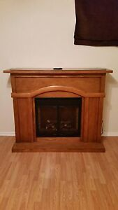 Electric Fireplace - must go