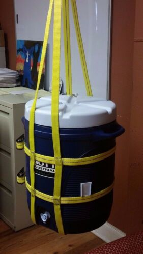 Trident Supply 3, 5 & 10 Gallon Water Cooler Lifting Sling / Lifting Strap