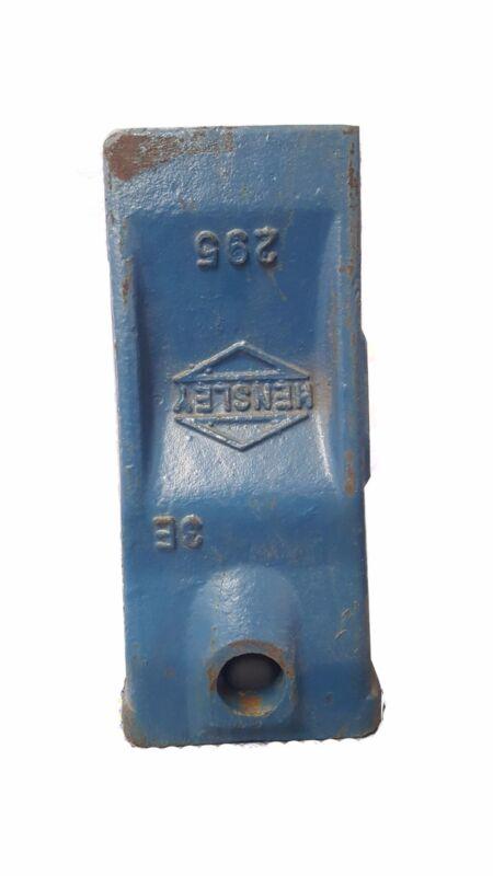 Hensley Excavator Bucket X295 Standard Tooth