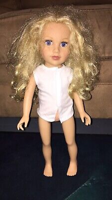 """18"""" Journey Girls MEREDITH Doll Toys R Us"""
