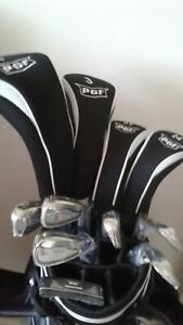 Brand New Men& RH PGF Clubs and Putter