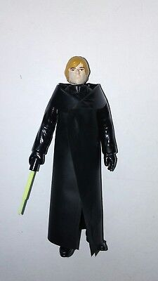 Jedi Cape (Vintage Star Wars Custom Jedi Knight Luke Skywalker Custom Vinyl Cape (Cape)