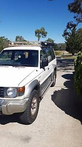 1995 Mitsubishi Pajero Wagon 5spd Capital Hill South Canberra Preview