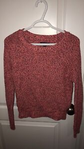 Women Sweater Tops (American Eagle,HM ,Forever 21)