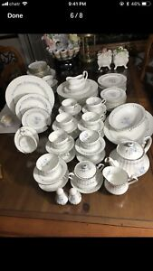 Vintage /antique England Paragon dinner set teapot