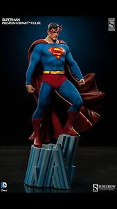 Sideshow Superman Pf Exclusive