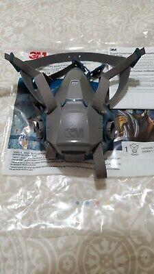 3M Half Facepiece Respirator, Reusable