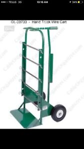 Electrician Wire Cart