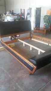 King bed with mattress Molendinar Gold Coast City Preview