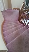 Looking For Someone to install stairs carpet