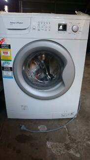 Fisher & Paykel washing machine wh60f60wv1 Kyeemagh Rockdale Area Preview