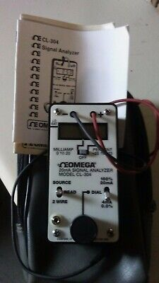 Omega Engineering Cl-304 Cl304 Rqaus1