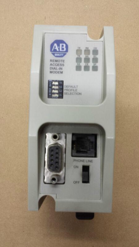 Allen Bradley 9300 Rapm1/b Remote Access Dial-in Module