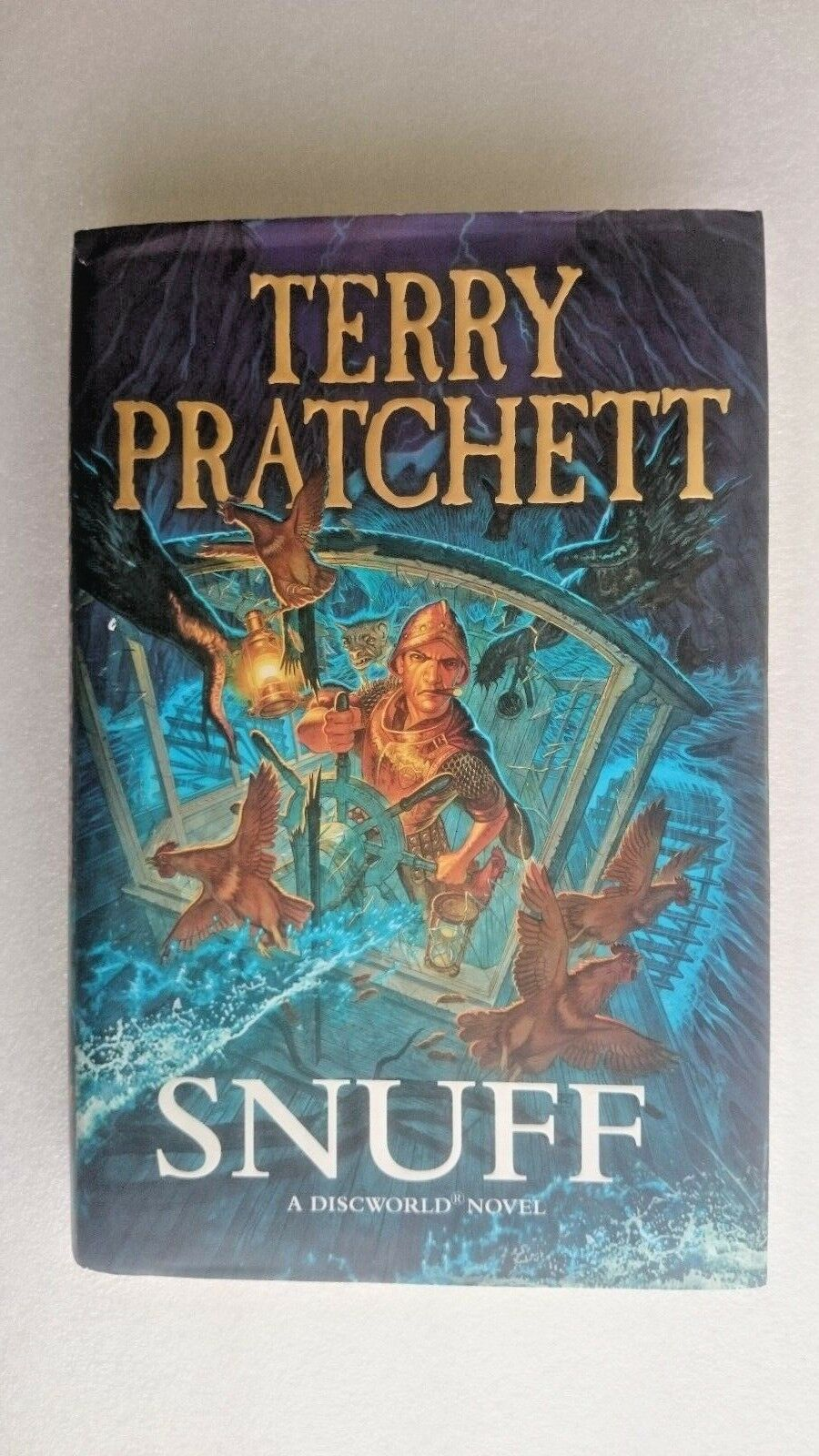 Snuff by Terry Pratchett (Hardback, 2011) A Discworld Novel