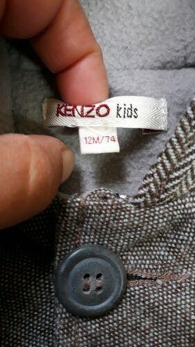 Giacca Kenzo Kid Con Capellino Taglia 12 Mesi  - 20,00€