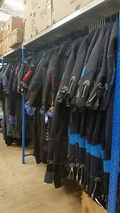 Scuba Diving Snorkeling Spear Fishing Wetsuit CLEARANCE! Coolaroo Hume Area Preview