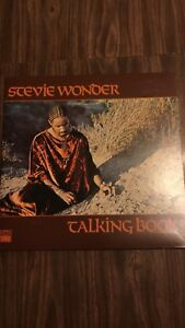 Stevie Wonder Vinyl Record
